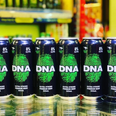 Bia DNA Extra Strong