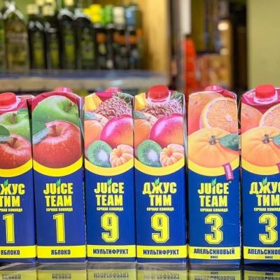 Nước trái cây Juice Team