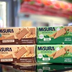 Bánh quy đậu nành giòn Misura