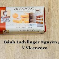 Matilde Vicenzi- Bánh Ladyfinger Vincenzovo