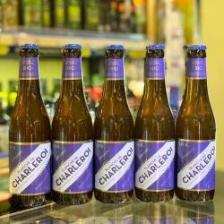Bia Blanche de Charleroi 5%