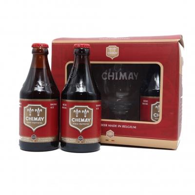 Bia Chimay Premiere Đỏ 7% 75cl