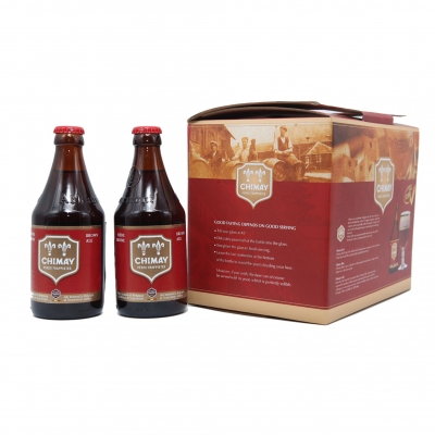 Chimay Red Tet Box