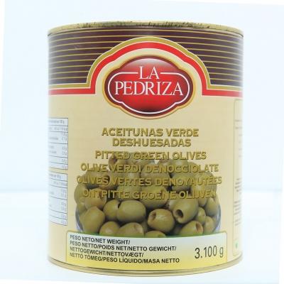 Dầu Olive nguyên trái La Pedriza 3kg