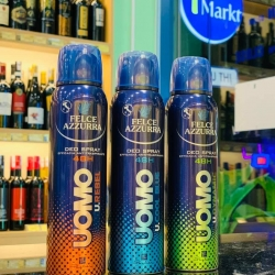 Xịt khử mùi hương nước hoa Felce Azzurra