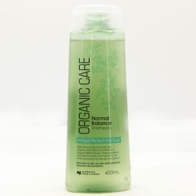 Organic care Dầu gội dưỡng tóc bóng mượt  400ml