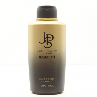 Gel tắm JPS Be Gold Hair & Body Shampoo 500ml