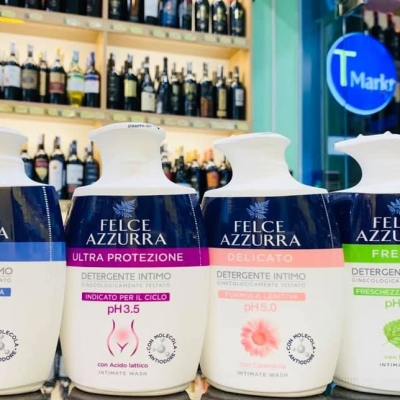 Dung dịch vệ sinh phụ nữ Felce Azzurra