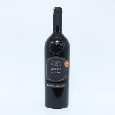 Rượu vang Ý Megale Gold Black 750ml HĐ