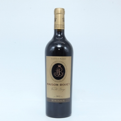 Rượu vang MAISON BOUEY FAMILY 2012 - 750ML Queens