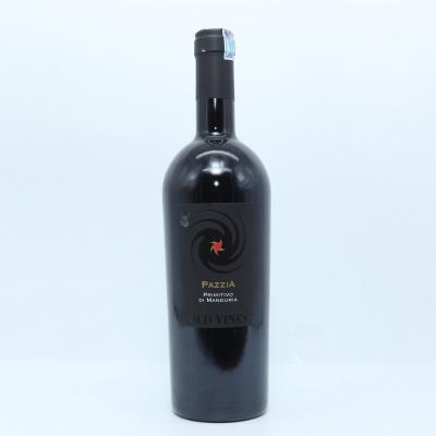 Rượu vang Pazzia