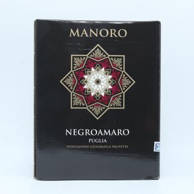 Rượu Vang bịch Manoro 3L
