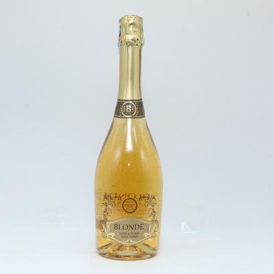 Rượu Sparkling Blonde Gold Flakes 22 Carat(11%)