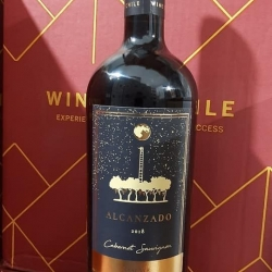 Rượu Vang Alcanzado