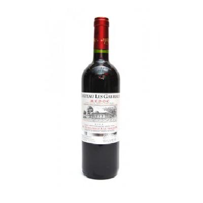 Rượu vang Pháp Ch.Les Gabriaux Medoc