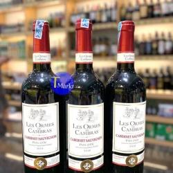 Rượu vang Les Ormes De Cambras