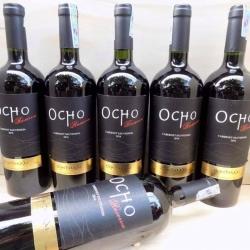 Vang Ocho- Sự kết hợp độc đáo giữa rượu và khoáng