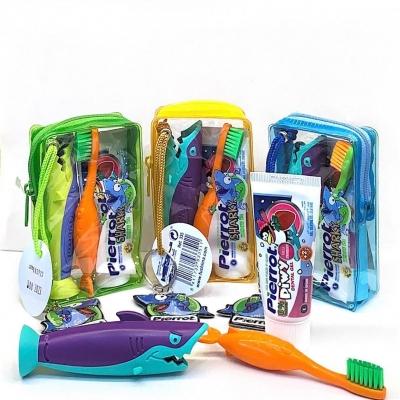 Bộ kit chăm sóc răng miệng trẻ em Pierrot